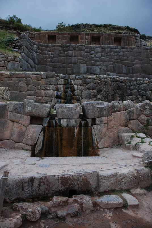 Inca Baths