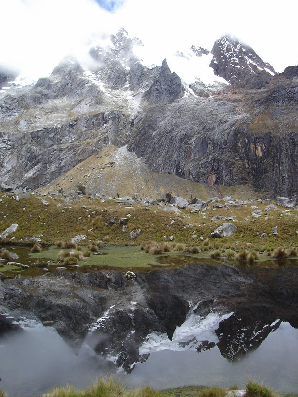 Mount Pucaraju