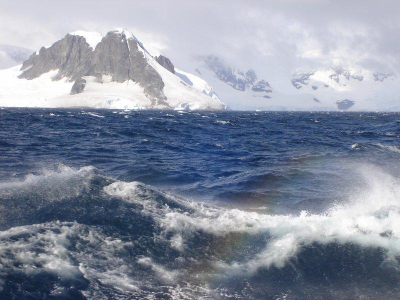 Rougher Seas