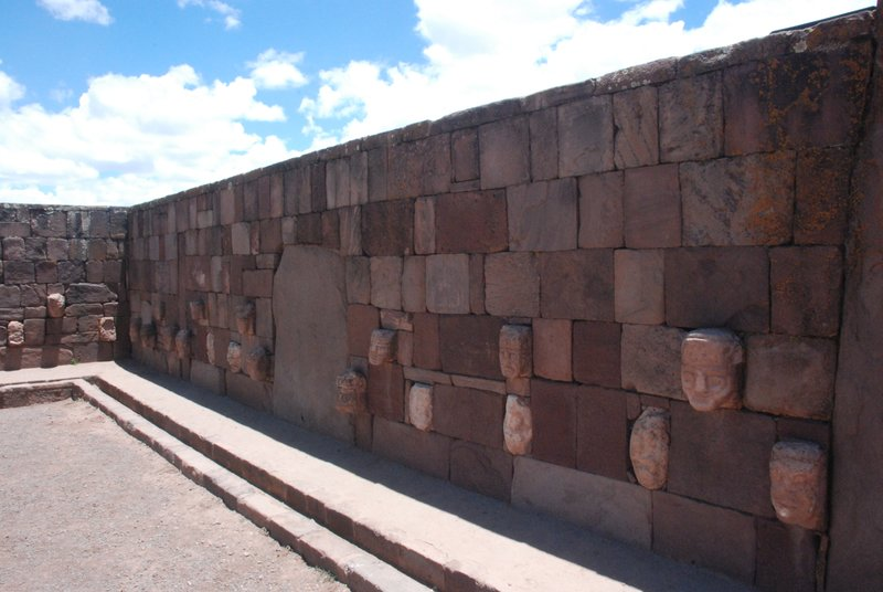 Multiple Heads at Tiwanaku