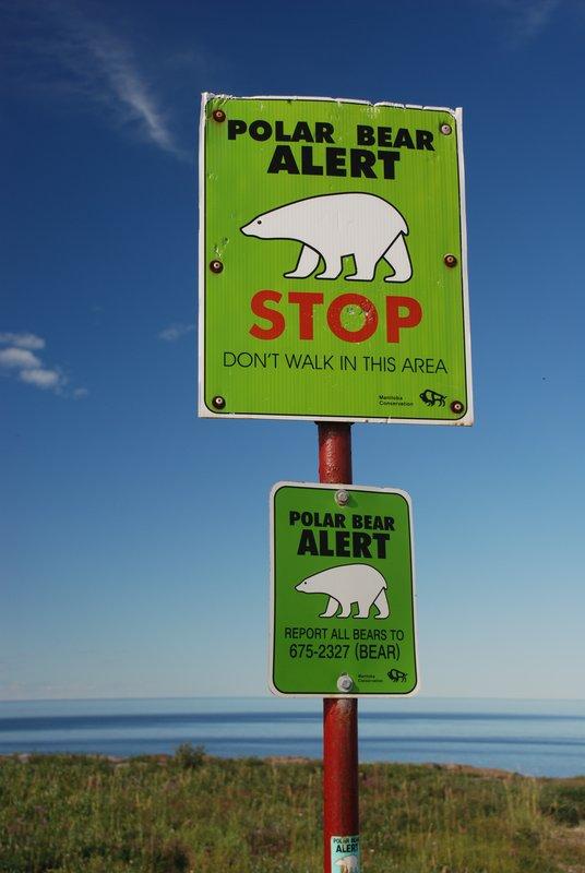 Warning Sign ?