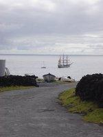 The High Street in Tristan da Cunha