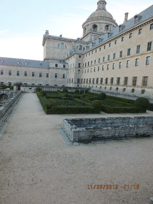 El Escorial, Madrid Spain