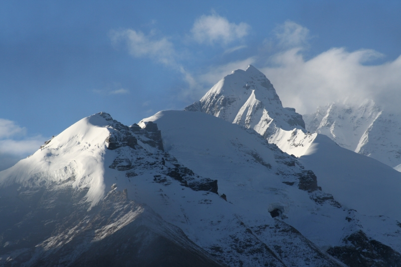 Everest, North Face View