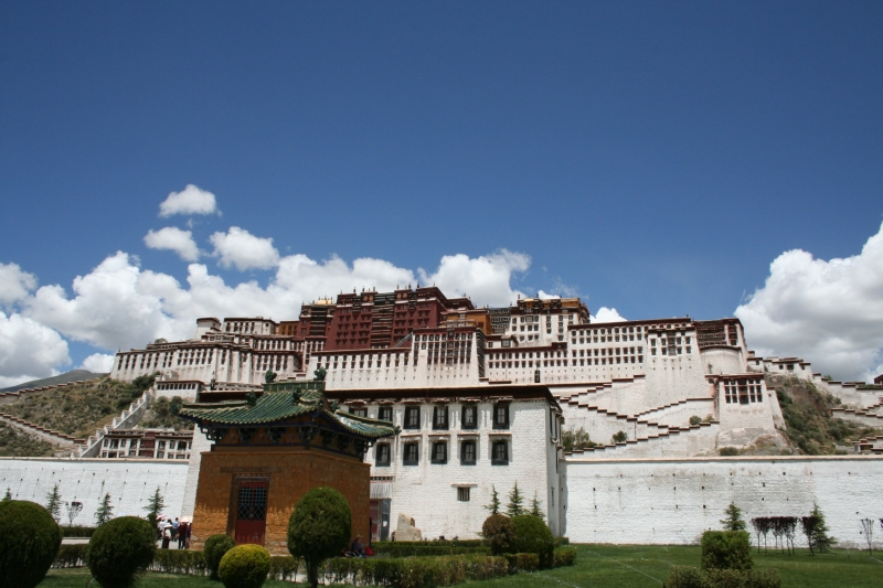 The Potala, Lhasa, Tibet