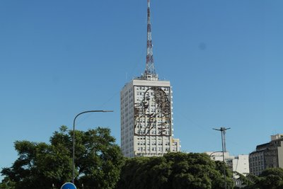 Eva Peron - an iconic figure for the Argentine people