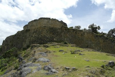 The fortress of Kuelap