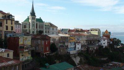 View of Valparaiso