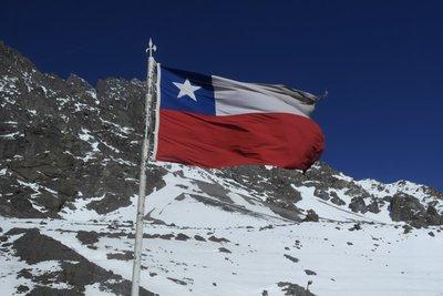 Bienvenidos a Chile!