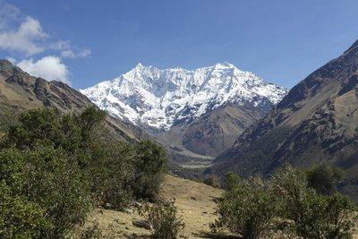 Tucarhuay Mountain