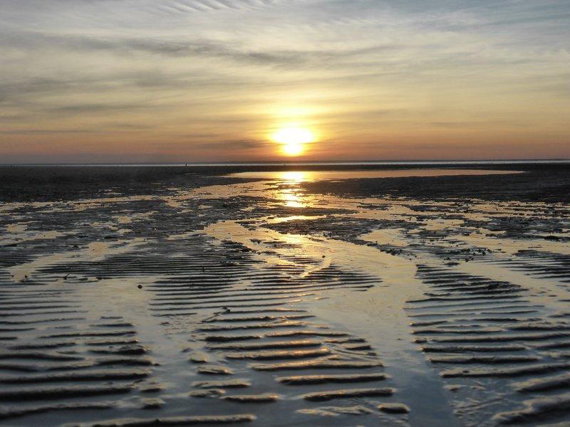 Lee Point sunrise