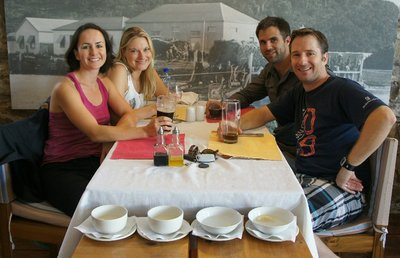 With the Petyts in Port Alfred