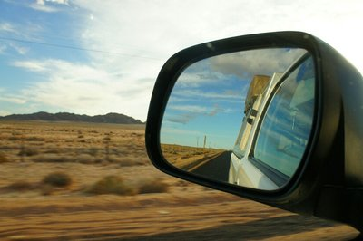 On our way to the Namibia border