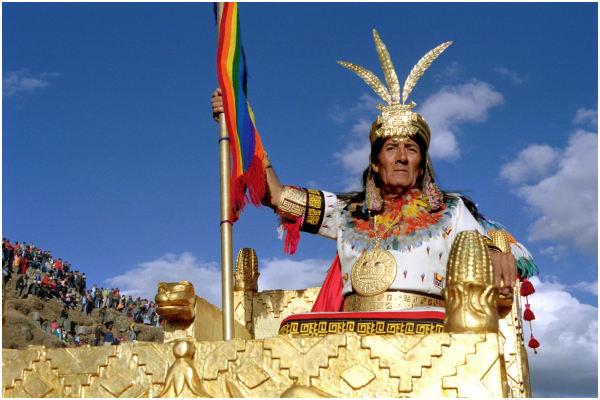 Inti Raymi 2007