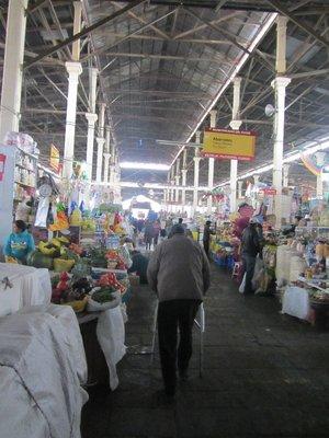 Cusco market