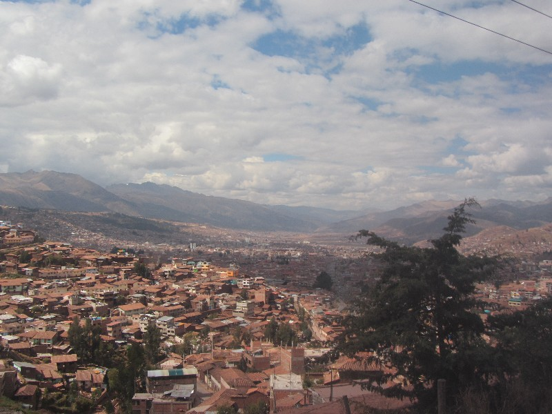 Cusco valley