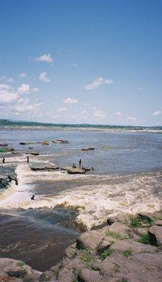 Congo River Rapids