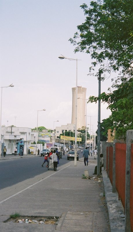 Bullet Riddled Brazzaville