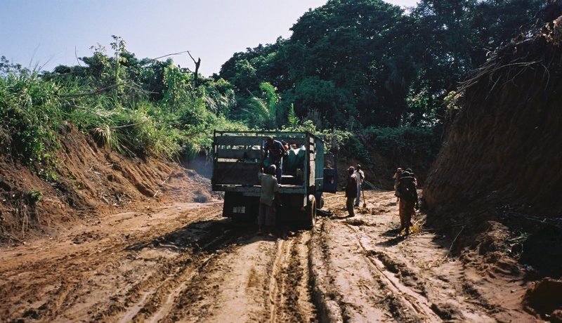 Congolese Roads