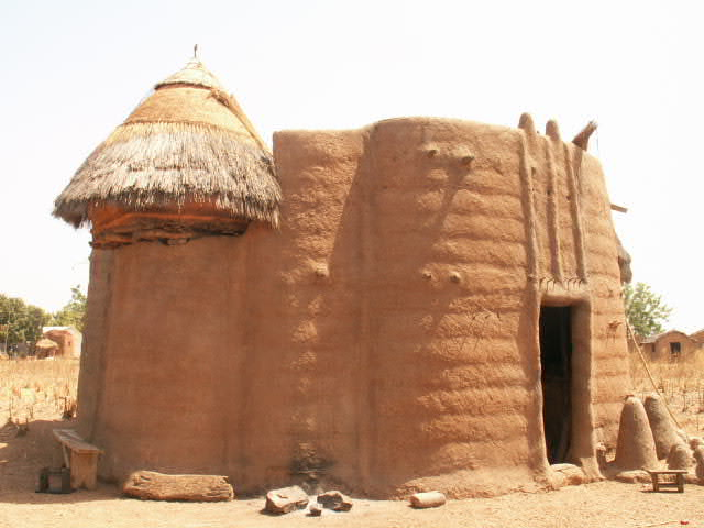 Village house in Nodoba