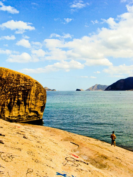 Pedra do Pontal, RJ - BRAZIL