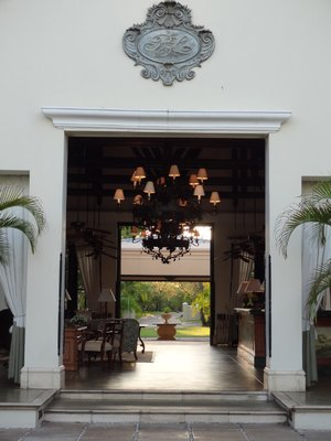 Royal Livingstone Entrance