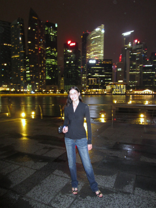 BDay in Singapore