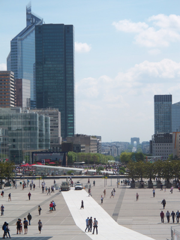 La Defense View