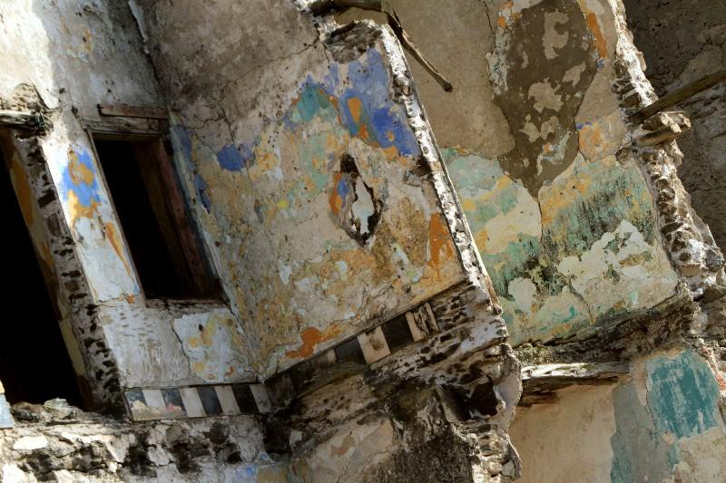 détruit Essaouira les remparts