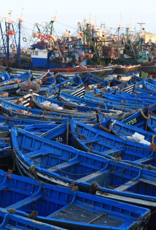 flotte Essaouira