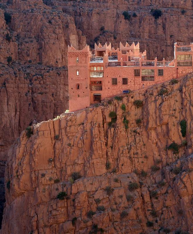 hotel gorges du Dadès