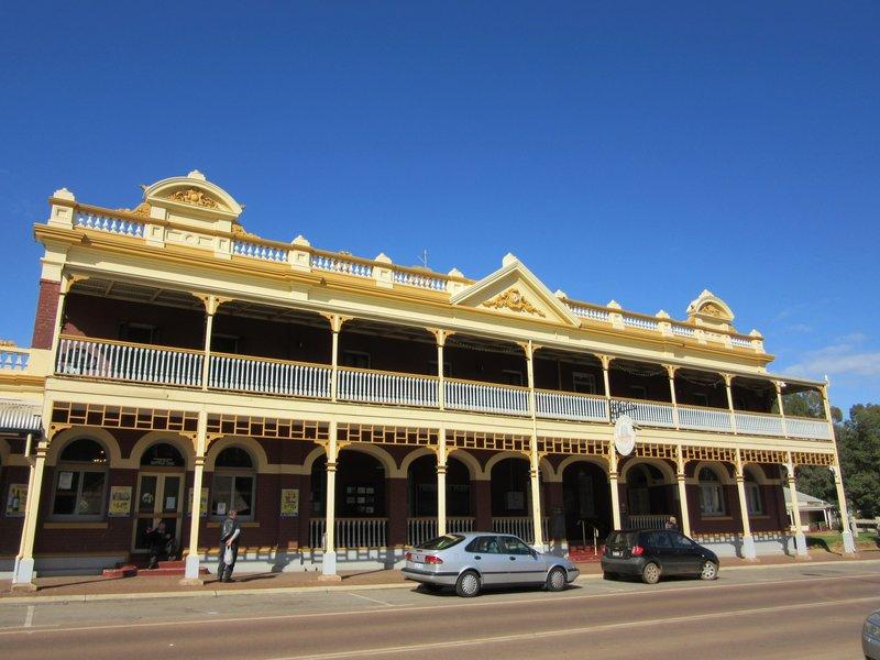 Freemason's Hotel @ Toodyay