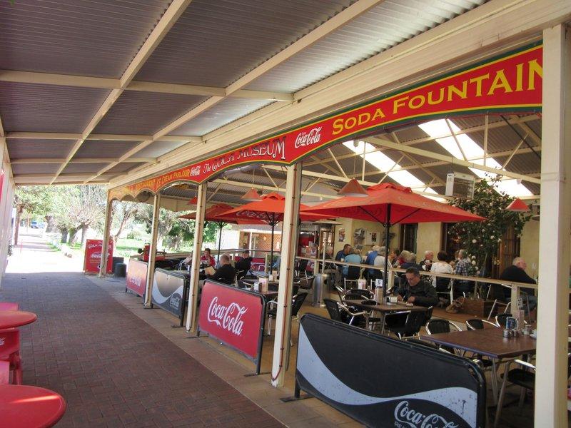 Coca Cola Cafe & Museum