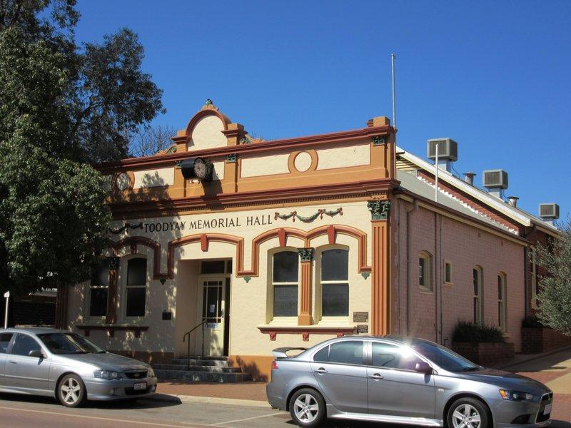 Toodyay Memorial Hall
