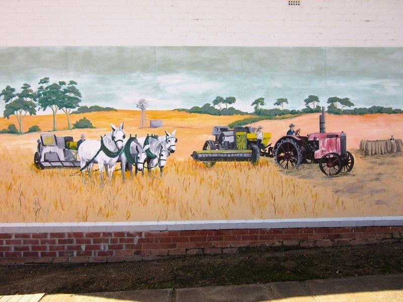 Mural @ Goomalling