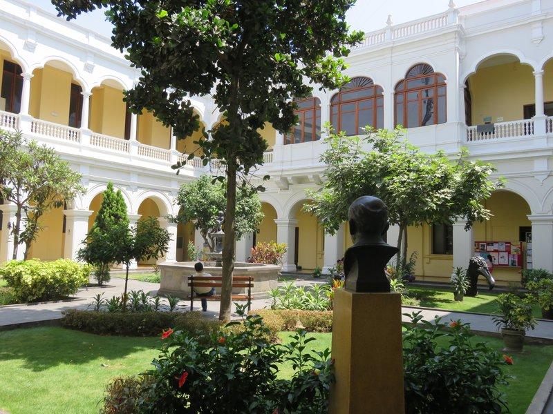 San Pedro cloisters