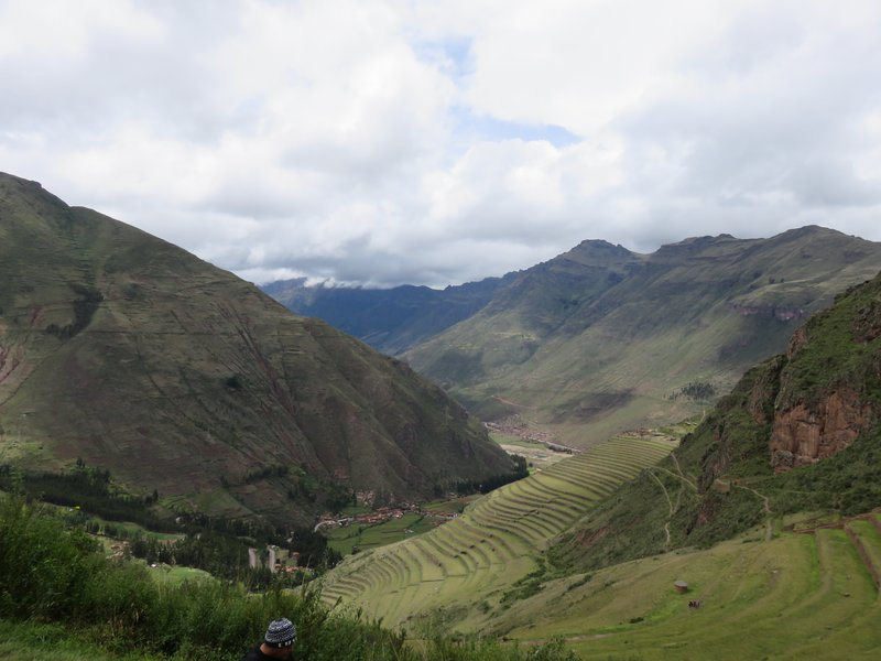 Pisac archaeological complex