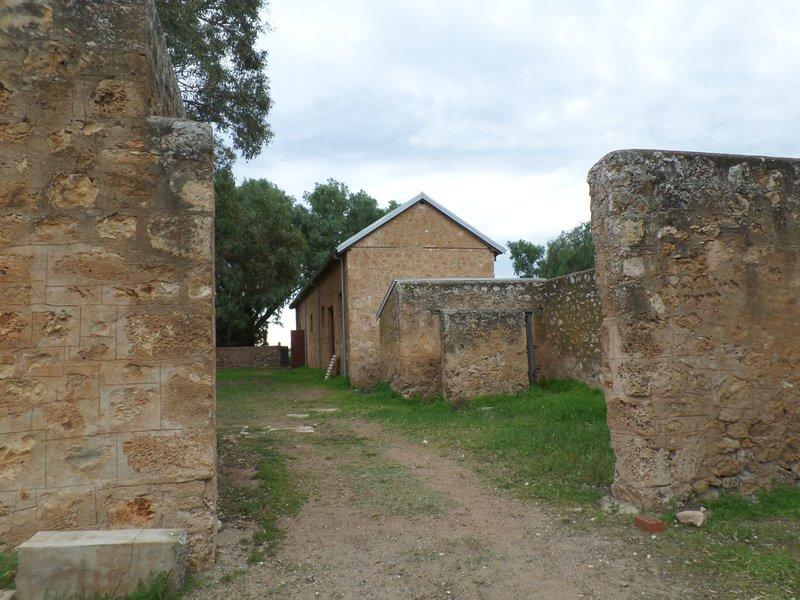 Greenough Historical Village