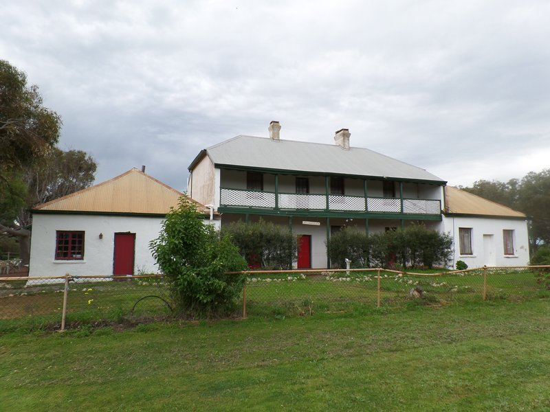 Greenough Historical Village
