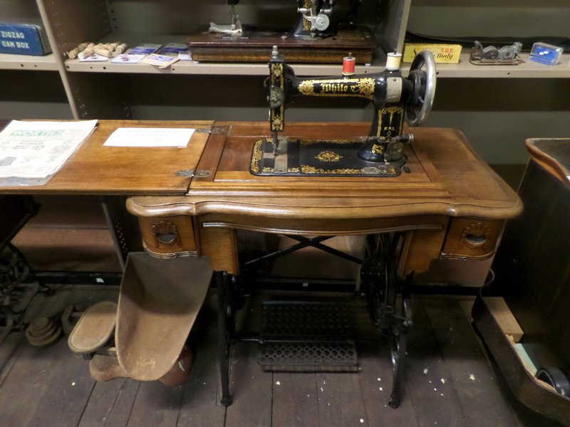 Sewing Machine Museum