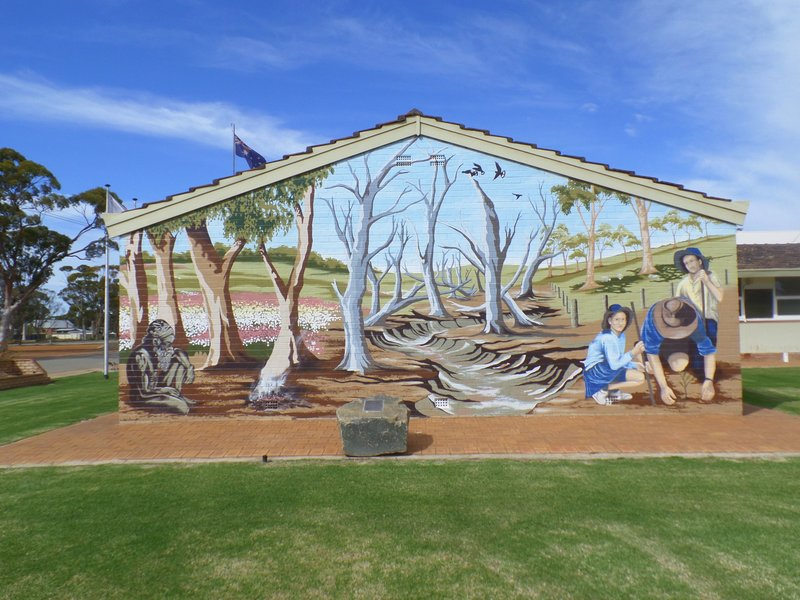 Shire Office Mural