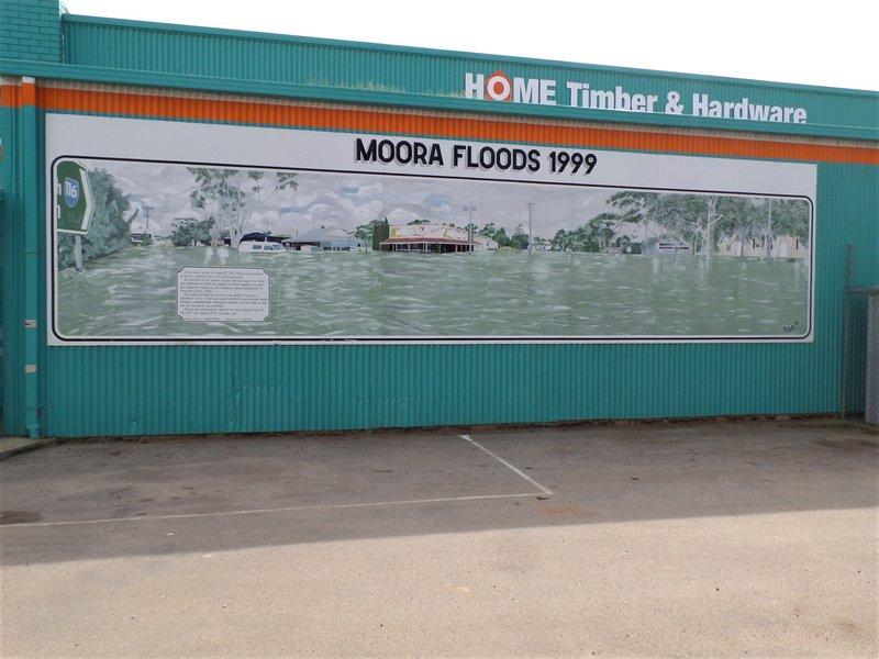 Flood Mural