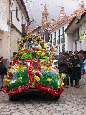 potosi_procession car 1