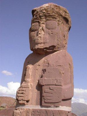 la_paz_tiwanaku_statue 2