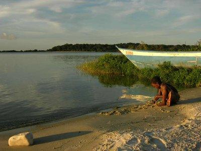 Lake Victoria Child