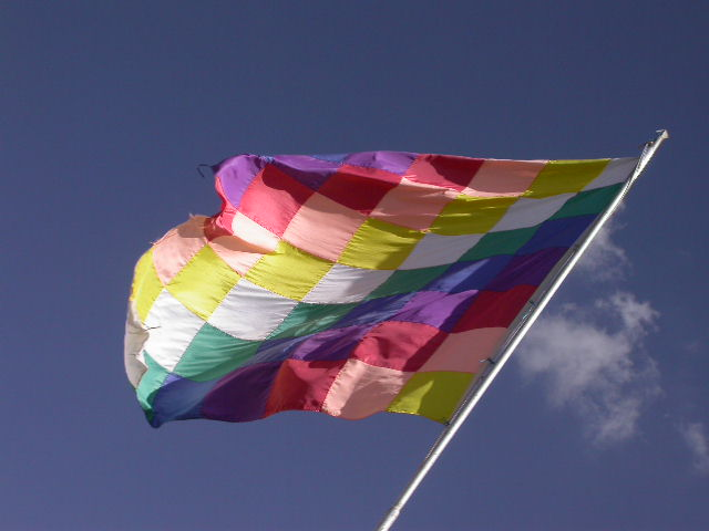 la_paz_indigenous flag