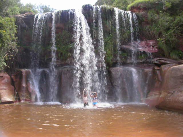 samaipata_las cuevas waterfalls