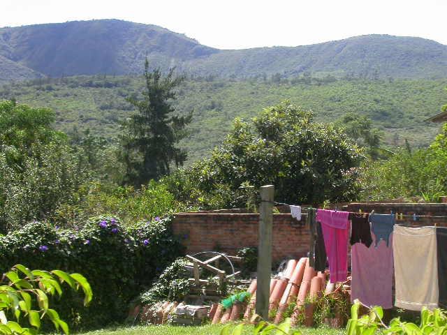 samaipata_posada del sol hostel garden