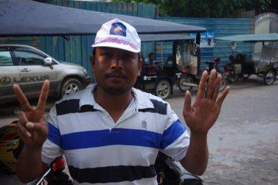Tuk Tuk Driver NRO