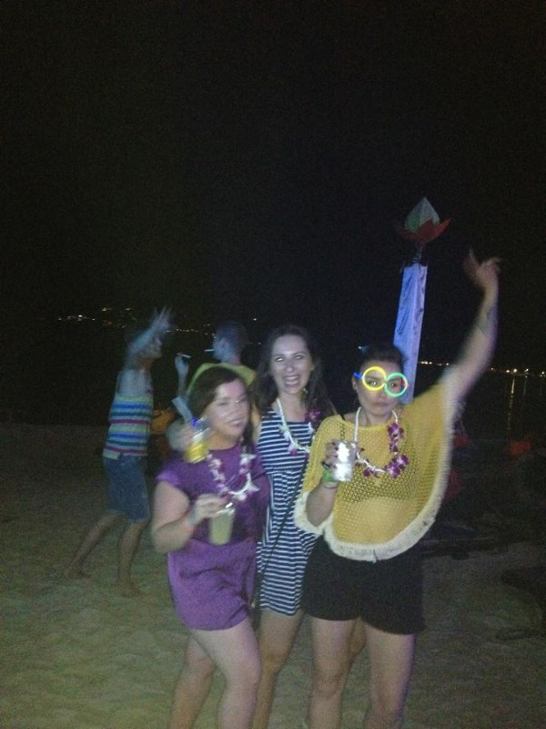 Party in Chawang Koh Samui